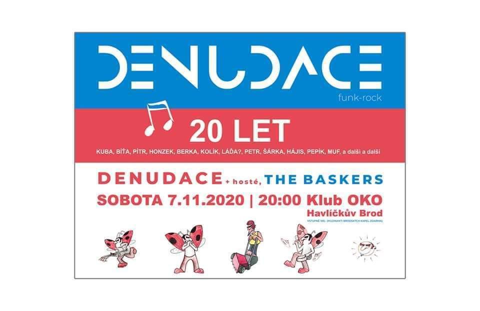Denudace - Klub OKO