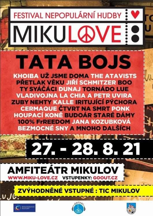 Festival nepopulární hudby - Mikulov