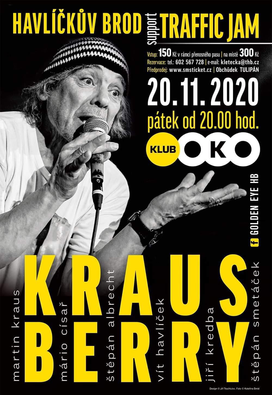 Krausberry - Klub OKO